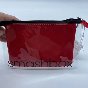 ✅ 3 for $15 ✅ NWT Smashbox cosmetic bag